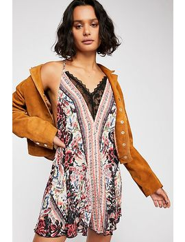 Love Bird Printed Mini by Free People