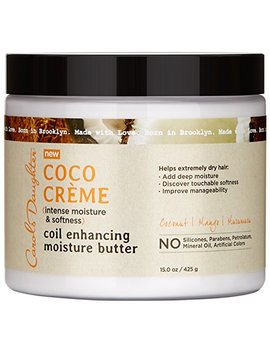 Carols Daughter Coco Creme Coil Enhancing Moisture Butter, 15 Ounce by Carol's Daughter