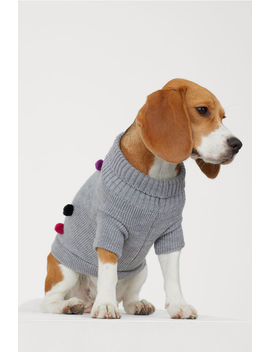 Knitted Dog Jumper by H&M