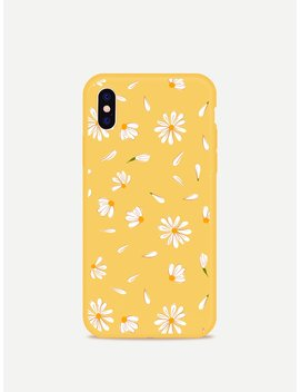 Calico Print I Phone Case by Romwe