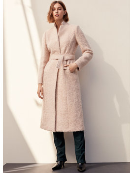 Markosian Coat by 1 01 Babaton