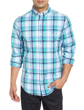 Boathouse Slim Fit Plaid Tucker Sport Shirt by Vineyard Vines