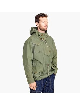 Canoeist Smock In Ripstop Cotton by J.Crew