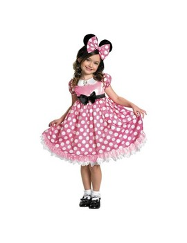 Disney Girls' Minnie Mouse Glow In The Dark Costume by Shop This Collection