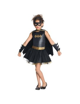 Dc Comics Girls' Batgirl Tutu Costume by Shop This Collection