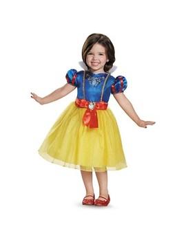 Disney Princess Girls Snow White Classic Toddler Costume by Disney Princess