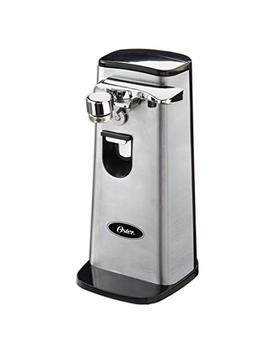 Oster Fpstcn1300 Electric Can Opener, Stainless Steel by Oster