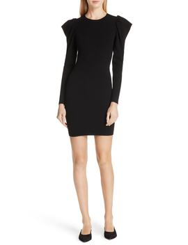 Raina Puff Sleeve Dress by A.L.C.