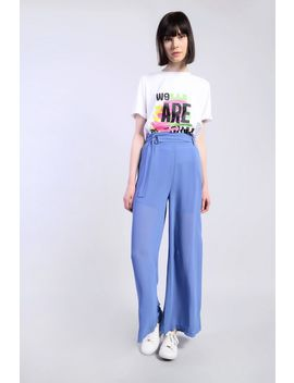 **Belted Trousers By Glamorous Petites by Topshop