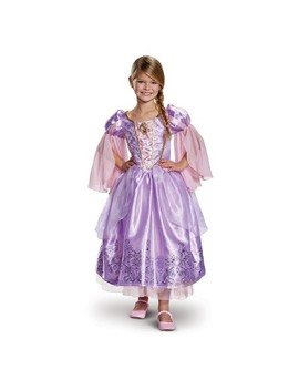 Girls' Disney Princess Rapunzel Deluxe Exclusive Halloween Costume by Shop This Collection