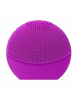 Foreo Luna Play Plus, Portable Facial Cleansing Brush, Purple, Replaceable Battery And Waterproof Skin Care Device by Foreo