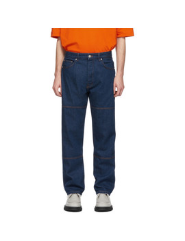 Indigo Corner Jeans by Études