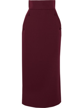 Cady Pencil Skirt by Sara Battaglia