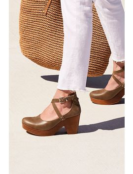 Buena Vista Clog by Free People