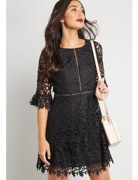 Romantic Makings Lace Dress by Bb Dakota