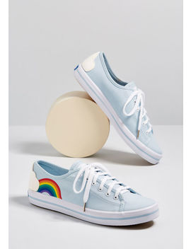 Energetic Addition Canvas Sneaker by Keds