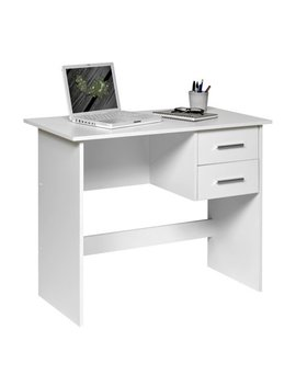 Comfort Products Adina 2 Drawers Writing Desk by Comfort Products