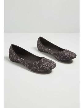 Cat's The Spirit Ballet Flat by Modcloth