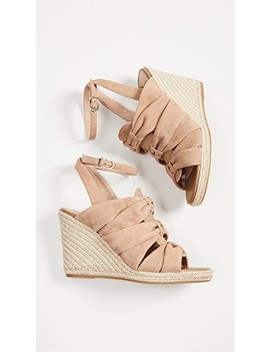 Awan Wedge Sandals by Sam Edelman