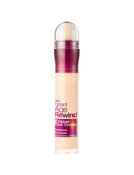 Maybelline Instant Age Rewind Eraser Dark Circles Treatment Concealer, Ivory, 0.2 Oz by Maybelline