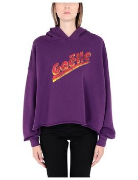 Gaëlle Paris Hooded Sweatshirt   Sweaters And Sweatshirts by Gaëlle Paris