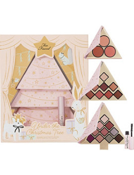 Under The Christmas Tree Breakaway Makeup Palette & Mascara by Too Faced