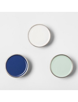 Wall Hooks Set Of 3   Blue   Project 62™ by Shop This Collection