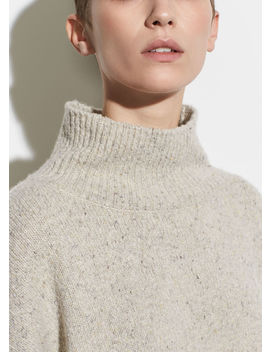 Oversized Turtleneck by Vince