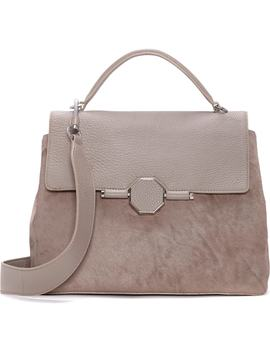 Kora Genuine Calf Hair Satchel by Louise Et Cie