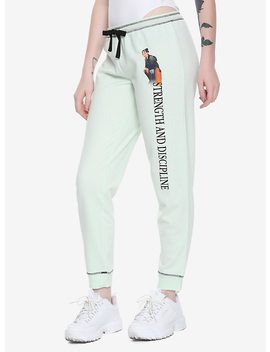 Disney Mulan Discipline Girls Jogger Pants by Hot Topic