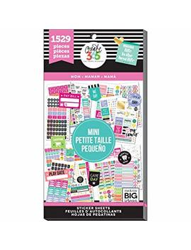 Me & My Big Ideas The Happy Planner Mom Job Stickers Value Pack by Me & My Big Ideas