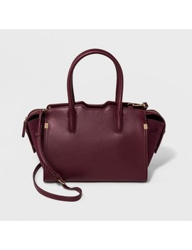 Garnet Wing Satchel Handbag   A New Day™ by A New Day™