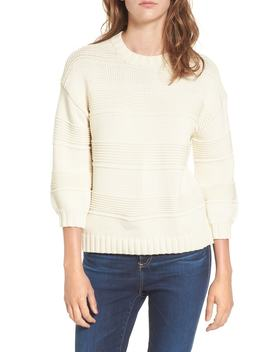 Sabrina Crewneck Sweater by Ag