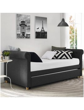 Three Posts Rossburg Daybed With Trundle & Reviews by Three Posts