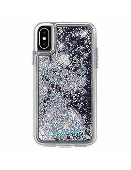 Case Mate   I Phone Xs Max Case   Waterfall   I Phone 6.5   Iridescent by Case Mate