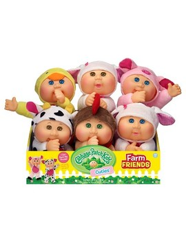 Cabbage Patch Kids Cuties Doll   Doll May Vary by Cabbage Patch Kids