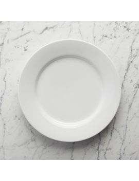 Aspen Dinner Plate by Crate&Barrel