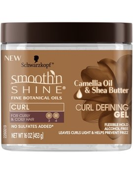Smooth 'n Shine Curl Defining Gel, 16 Ounce by Schwarzkopf