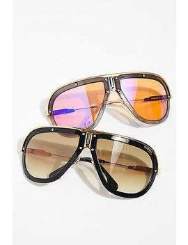 Carrera Americana Sunglasses by Free People