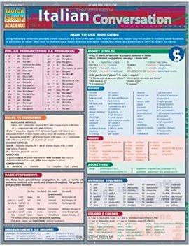 Italian Conversation (Quick Study Academic) by Inc. Bar Charts