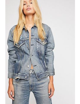Citizens Of Humanity Crista Denim Jacket by Free People