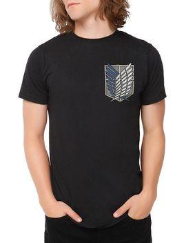 Attack On Titan Scouting Legion T Shirt by Hot Topic