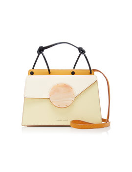 Phoebe Bis Leather Bag by Danse Lente