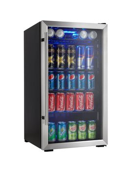Danby Designer 3.3 Cu. Ft. Beverage Center & Reviews by Danby