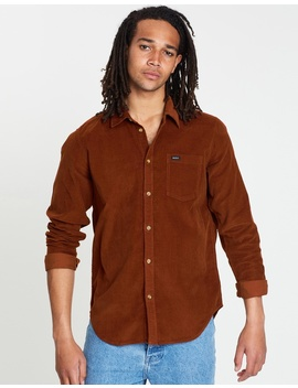 Truest Long Sleeve Shirt by Rvca