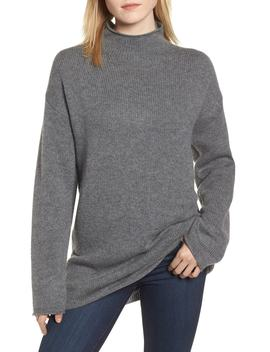 Amity Oversize Wool & Cashmere Sweater by Ag