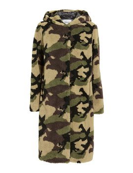 Estella Camo Coat by Stand