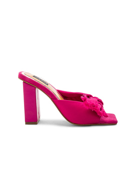 Knot Satin Mule by Jaggar