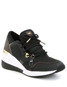 Liv Trainer Canvas Sneakers by Michael Michael Kors