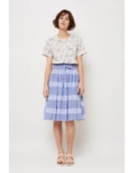 Pippy Cotton Skirt by Gorman
